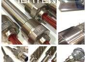 Sondas de temperatura rtd - pt100 especial para la industria conservera y congelados