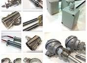 Fabricacion de resistencias electricas y sensores rtd y termocuplas