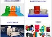 Fabricantes de fundas y rollos plasticos, stretch film