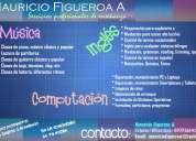 analista de sistemas de la espol, bilingüe y músico