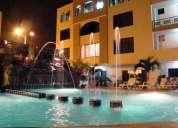 Oportunidad: vendo hotel de 4 pisos en atacames - esmeraldas