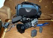 Filmadora profesional sony dsr-pd170 mini dv en perfecto estado