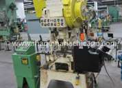 Troqueladora perkins 15 ton usada