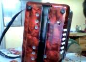 acordeon freedon rojo