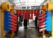 Lavadora automática de autos