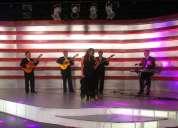 Cantante profesional de musica nacional