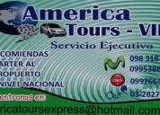 America  tours  ecuador