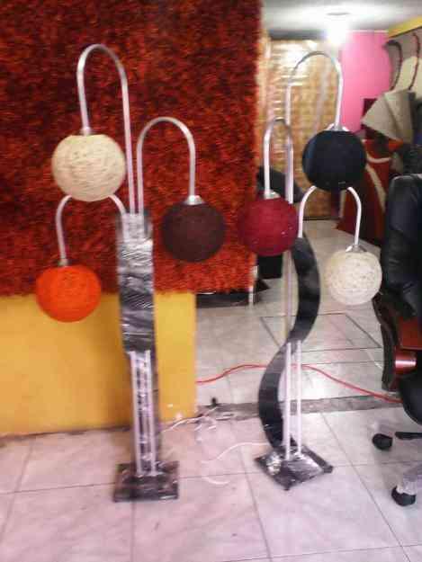Fotos de lamparas decorativas para sala dormitorio quito for Lamparas decorativas para jardin