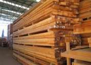 Venta de madera fina para construccion acabados o muebles de primera 4 toneadas metricas $28000 nego