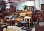 Compra de  muebles usados