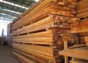 Vendo madera de calidad aaa en toneladas metricas 4 toneladas de laurel pico cedro y guayacan y otra