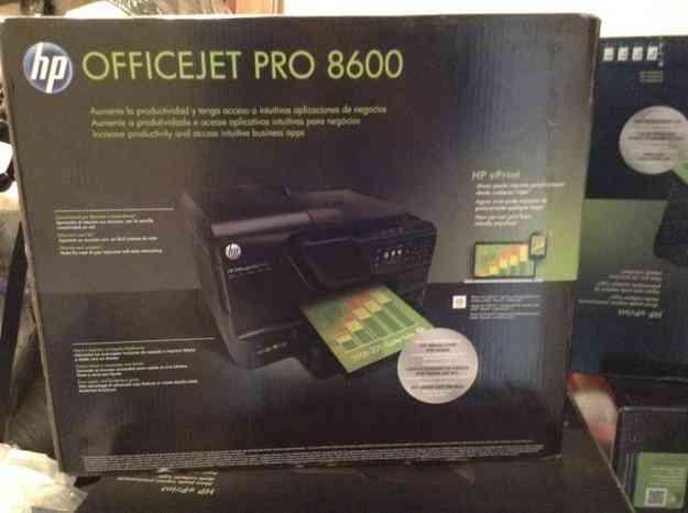 Venta de Impresa HP 8600 Nueva