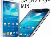 Promocion:  venta de samsung galaxy s4 mini gti9190 blancos, negros 8gb nuevos de paquete