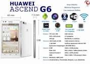 Huawei ascend g6 equipos nuevos y originales. buen precio!