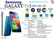 Vendo samsung galaxy s5 mini 4g lte equipos nuevos y originales