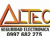 Tulcán alarmas cercas eléctricas cámaras 0997682275