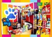 Vendo petshop tienda de mascotas de oportunidad excelente rentabilidad