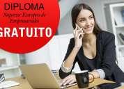 Diploma superior gratuito de las comunicaciones opción relaciones públicas