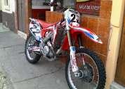 vendo o cambio moto honda cross por moto enduro