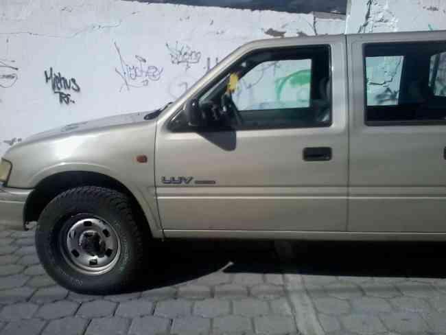 Vendo Camioneta Chevrolet Luv 4x4 Quito El Condado Doplim 538381
