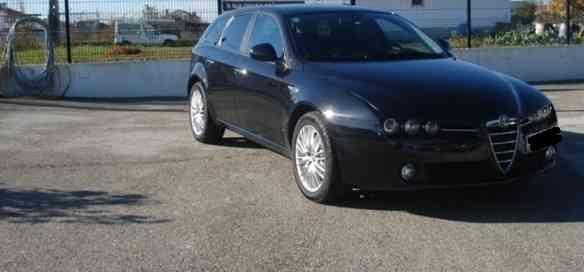 Alfa Romeo 159 SW 2.0 JTDm Distinctive II (170cv) (5p)