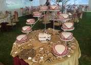Eventos y banquetes - bodas y todo compromiso empresarial - yolanda maldonado - artevent banquetes