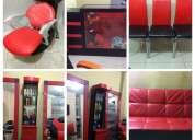 Venta de muebles de peluqueria