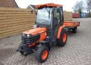Tractor kubota b2710