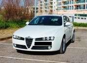 Alfa romeo 159 sportwagon 2.0jtdm distinctive pack sport