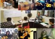 clases particulares de guitarra con metodología de conservatorio
