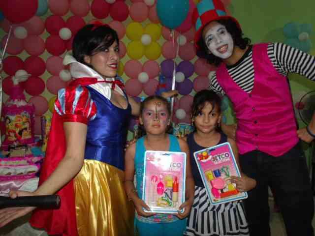 Animacion  de fiestas infantiles garantizada y divertida, payasitos