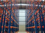 Perchas, racks, estanterias para cargas livianas y pesadas