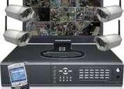 Diagnóstico, reparación y montajes de circuitos cerrados de televisión (cctv).