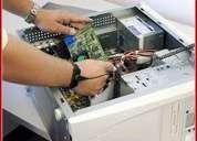 Instalación y reparación de redes eléctricas de hogar.