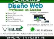 Publicidad web para empresas en quito