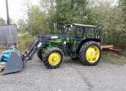 Donar tractor john deere 1640 s año 1984