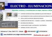 Instalaciones eléctricas electricistas  cuenca ecuador