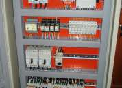 Automatizacion y sistemas electricos de control.
