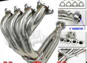 Nuevos headers honda civic 88 - 00