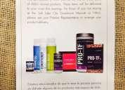 Productos que pondrán tu salud a otro nivel.