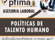 servicios de asesoría laboral en quito guayaquil ecuador