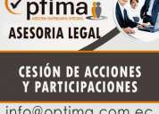 servicios de asesoría legal en quito guayaquil ecuador