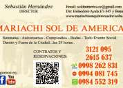Mariachis en quito. mariachi sol de america 0984552319 whatsapp