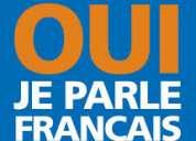 Cursos de francés y asesoramiento para estudiar o viajar a francia