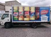 Vendo camion chevrolet nqr 2011