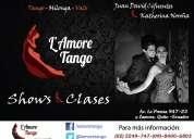 clases - shows tango con l'amore tango