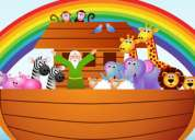 animaciones y decoraciones de fiestas infantiles cristianas