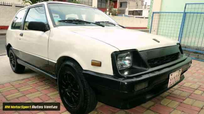 En Venta Suzuki Forsa 1 Color Blanco   Dile al Comprador que lo Vistes en RM Motorsport Ecuador