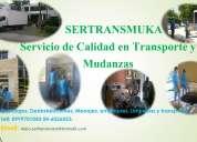 Sertransmuka la solución de transporte, mudanza,entregas