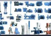 Mantenimiento y reparacion bombas de agua